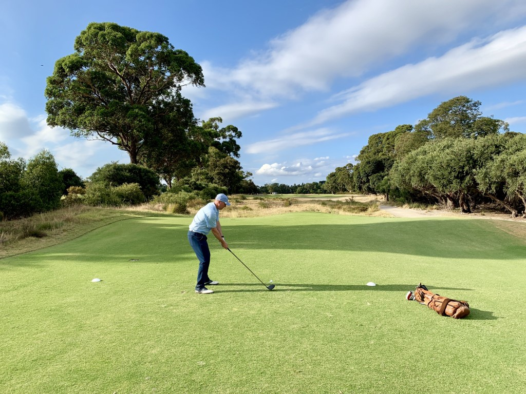 Kingston Heath is one of the finest golf courses in the world
