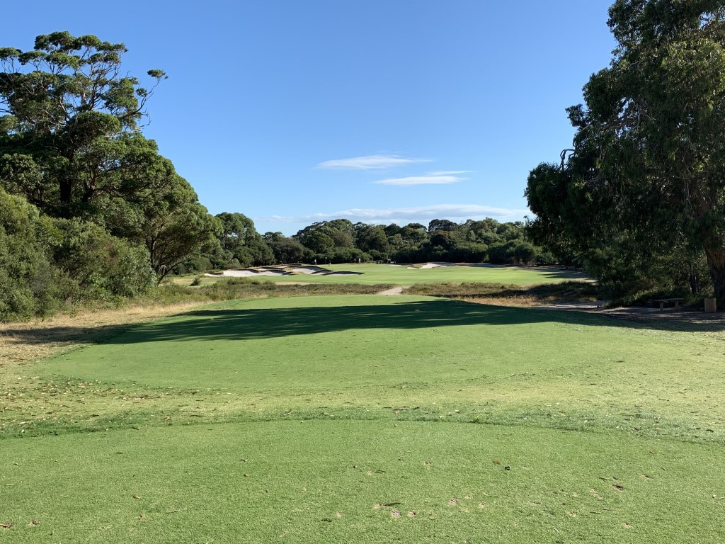 ROYAL MELBOURNE (WEST COURSE)