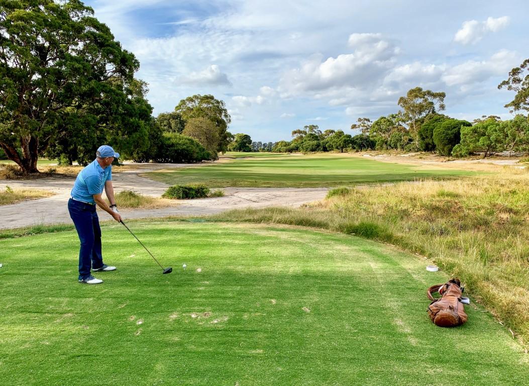 The Victoria Golf Course Melbourne