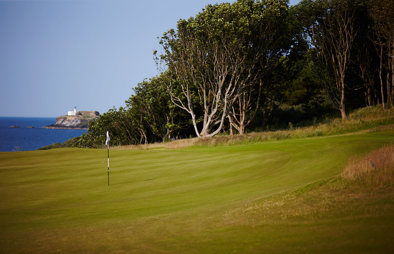 The Renaissance Club - host to the 2019 Scottish Open. Pics - www.trcaa.com