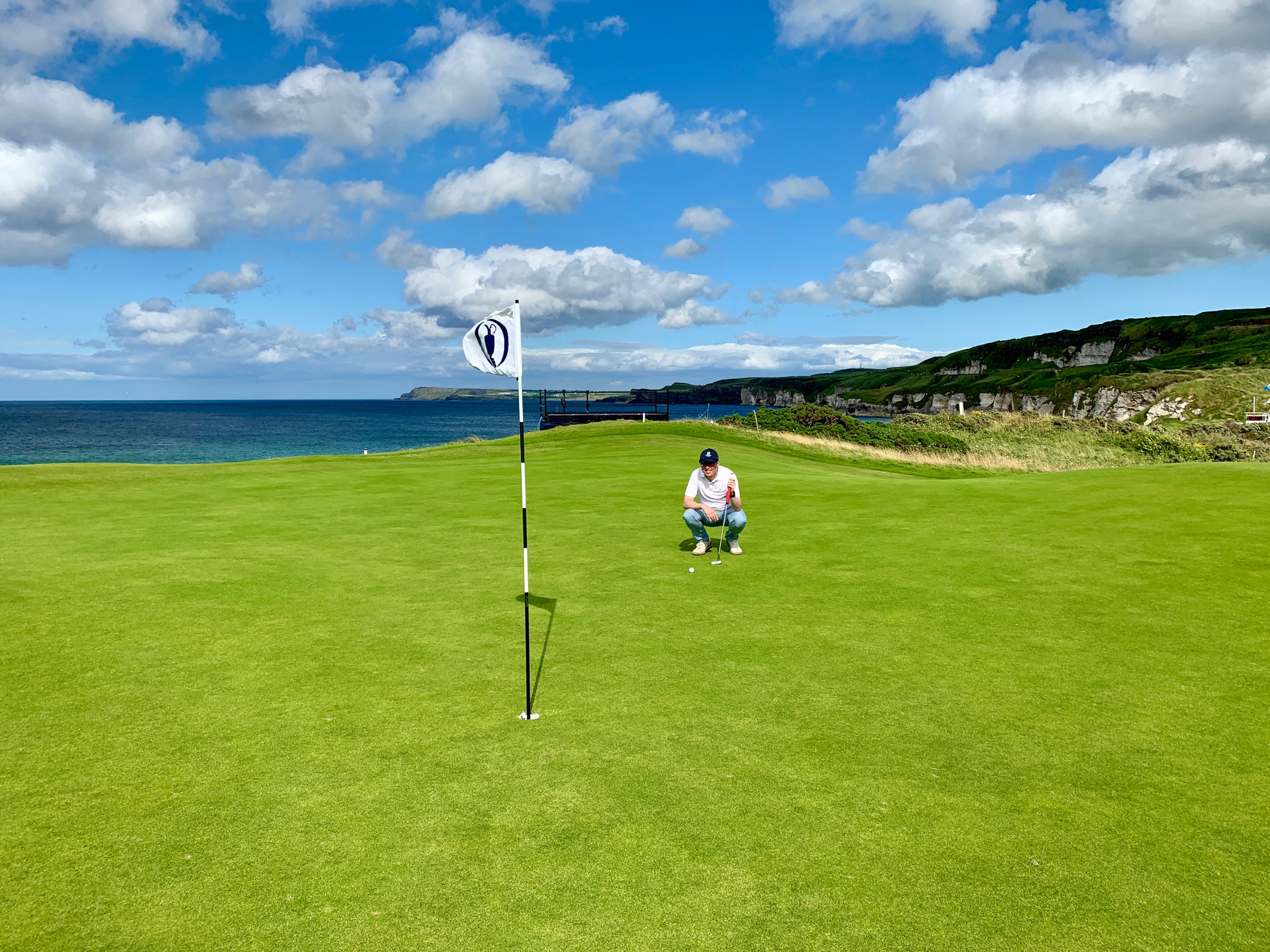 The 5th at Portrush is one of the most beautiful spots anywhere in the world