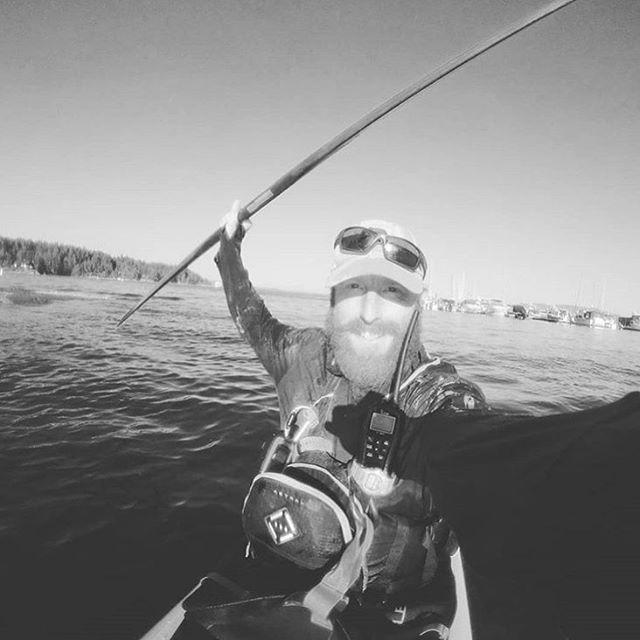 This is Dan, he just paddled around Vancouver Island! 💪 Congrats on crushing your goals! @lifeandtimesofdan  #millbay #cowichanvalley #vancouverisland #beautifulbc #destinationbc