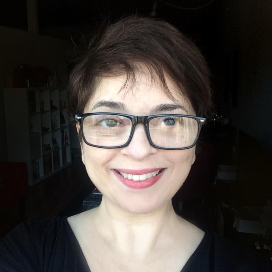 Emily Lozano, Graphic Designer, Art Director
