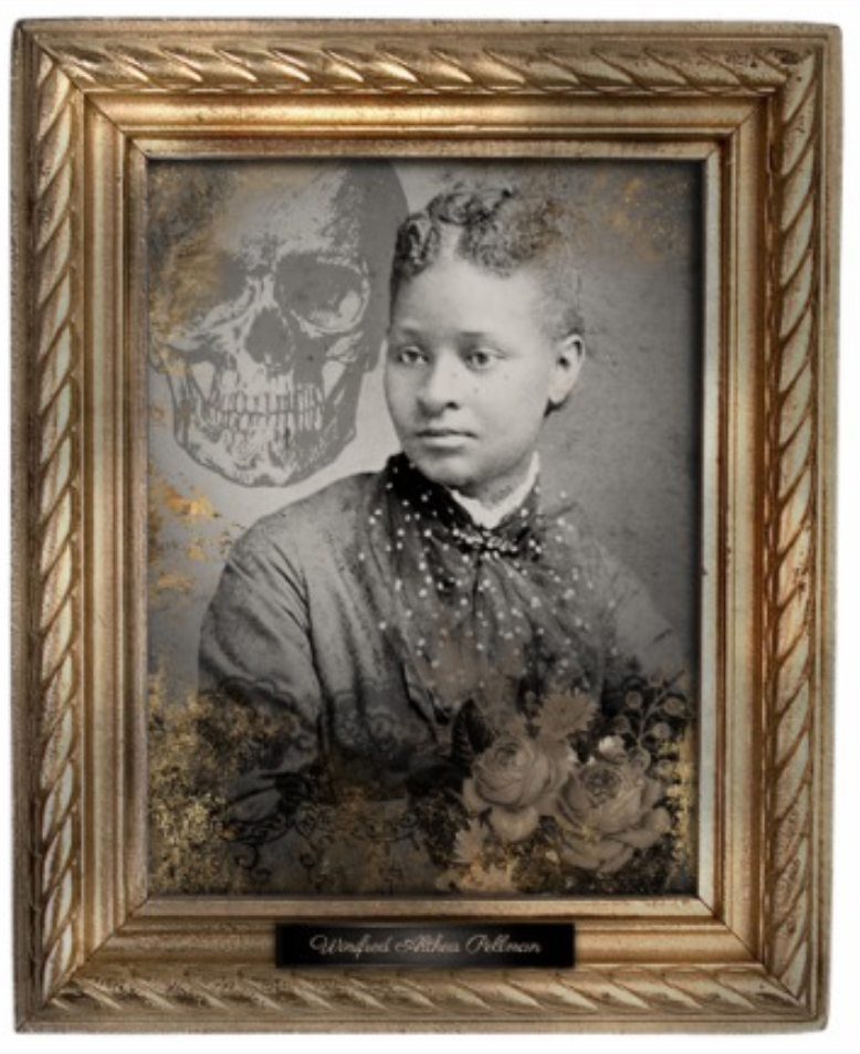 Personalized Haunted Portrait