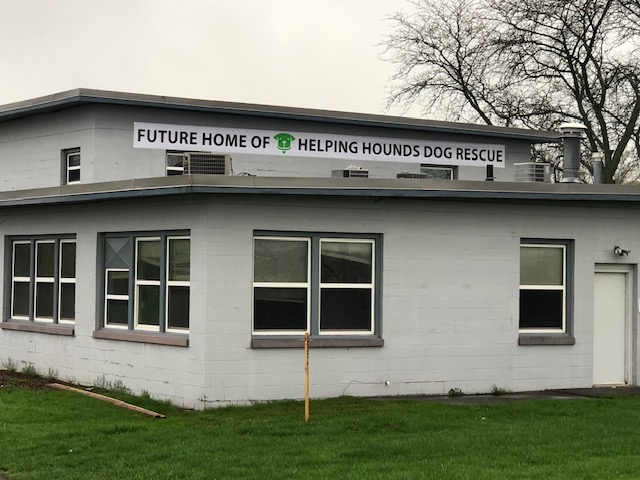Future Home of Helping Hounds!