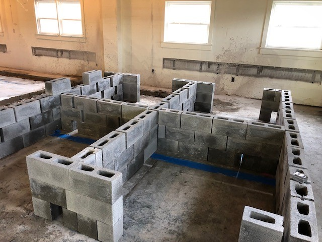 Dry fit kennels