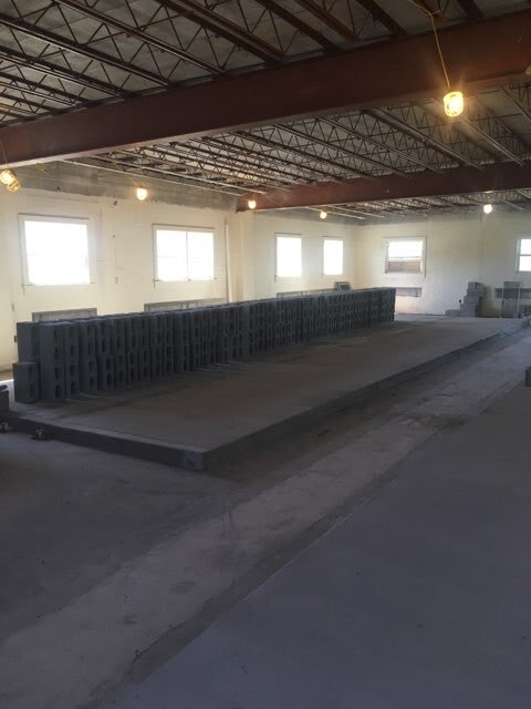 Kennels ready to build