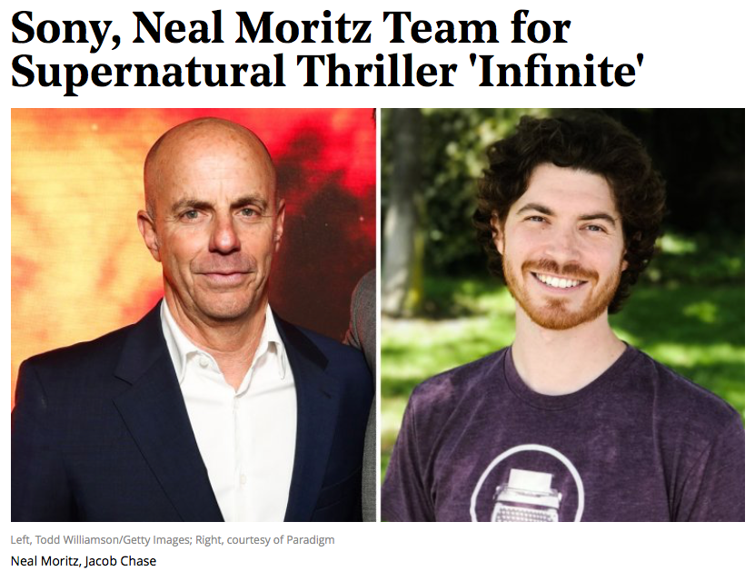 Sony, Neal Moritz Team for Supernatural Thriller 'Infinite' -