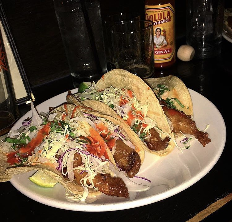 $1 Fish tacos, Coopers Craft and Kitchen