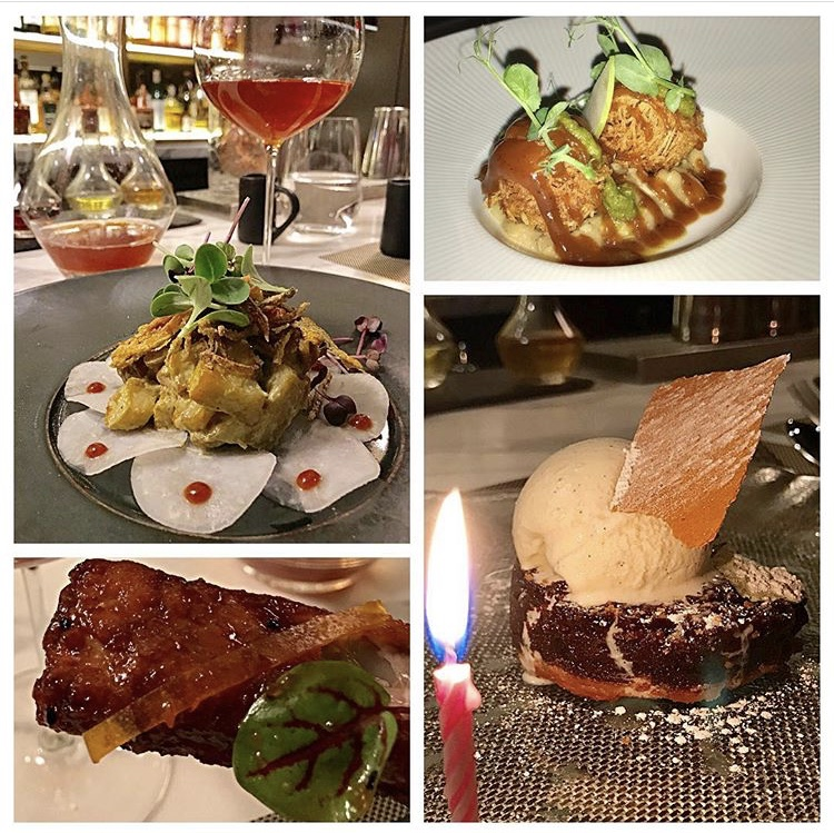 Sophisticated Indian cuisine at Indian Accent