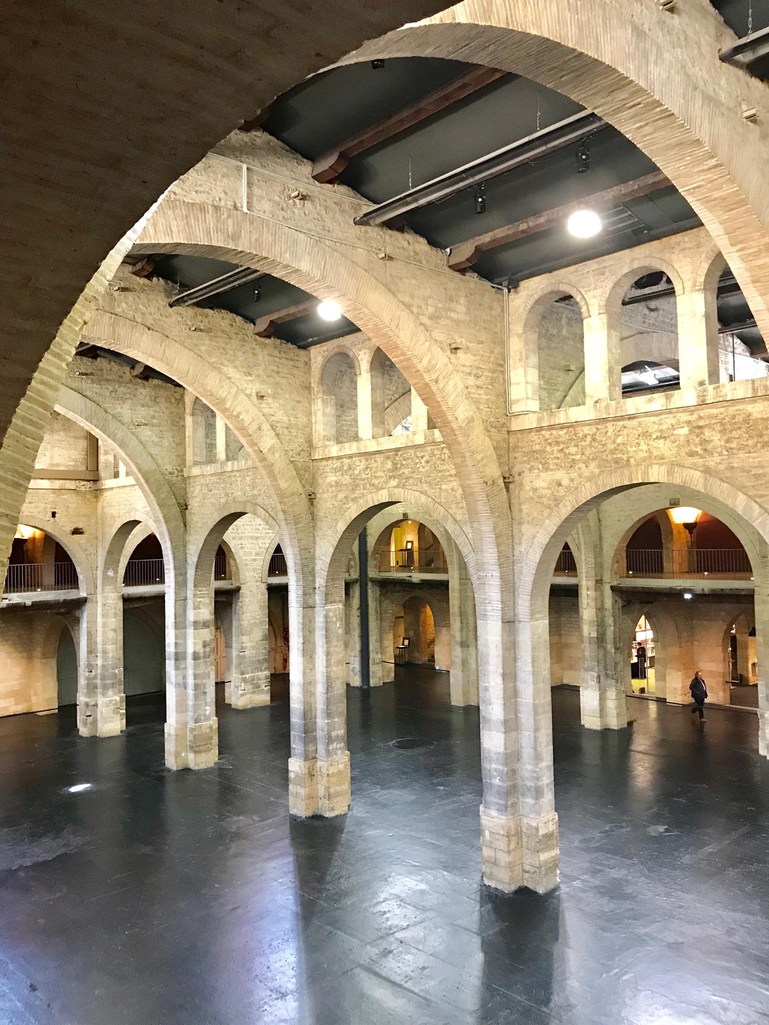 Inside the Museum of Contemporary Art