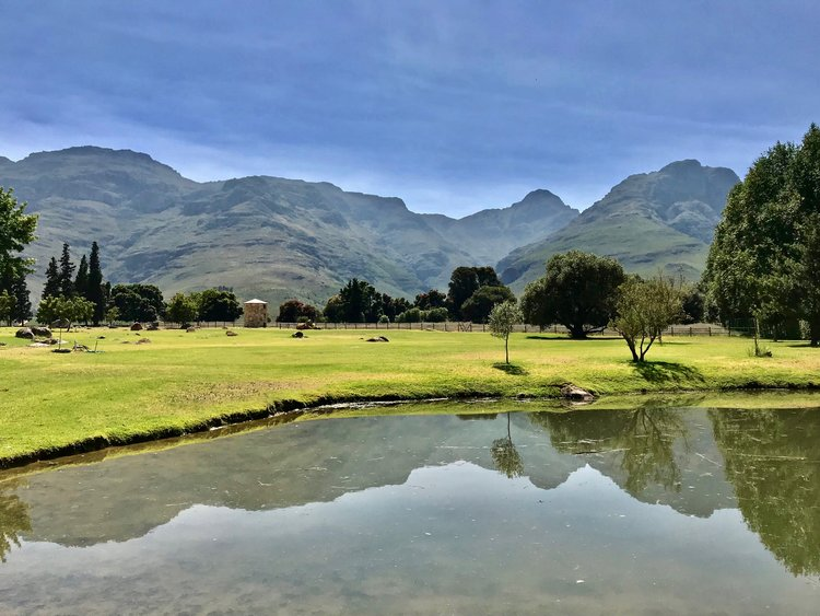 Magnificent vistas can be found all around the Waterford Estate.