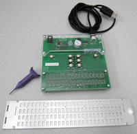 The Braille Writing Tutor: an older device created by TechBridgeWorld. Plugs into the school's computers.