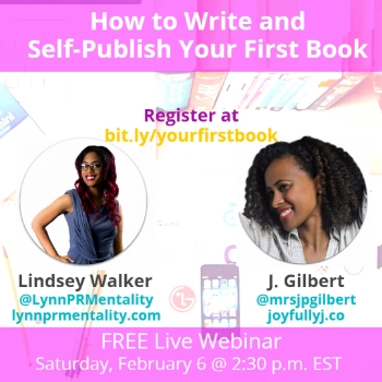 how to write and self-publish your first book