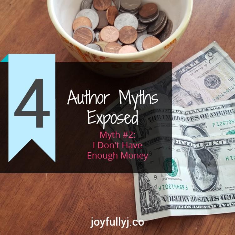 4 author myths