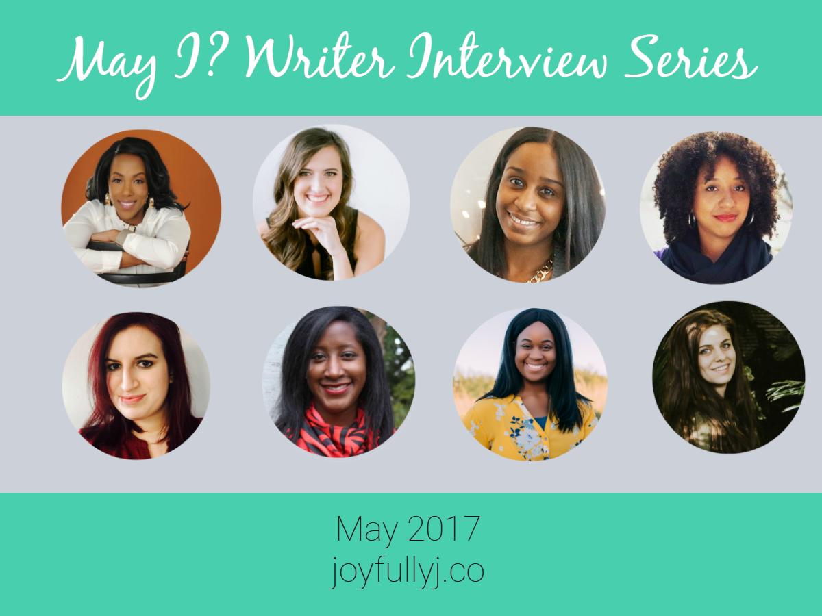 Writer interview series with Trisha Alicia, Kayla Hollatz, Alisha Nicole, Ferocious Katie, Angela J. Ford, Stephanie Bwabwa, Raquel Penzo and Logan Miehl.