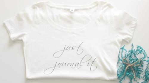 just journal it tee funfetti.JPG