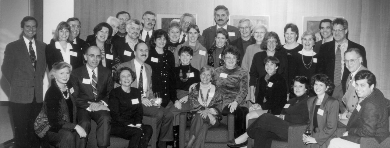 PDFB founding members in 1995