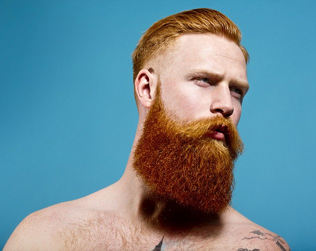 You know those redheaded, bearded hipsters that everyone hates? I want to sit on their faces.