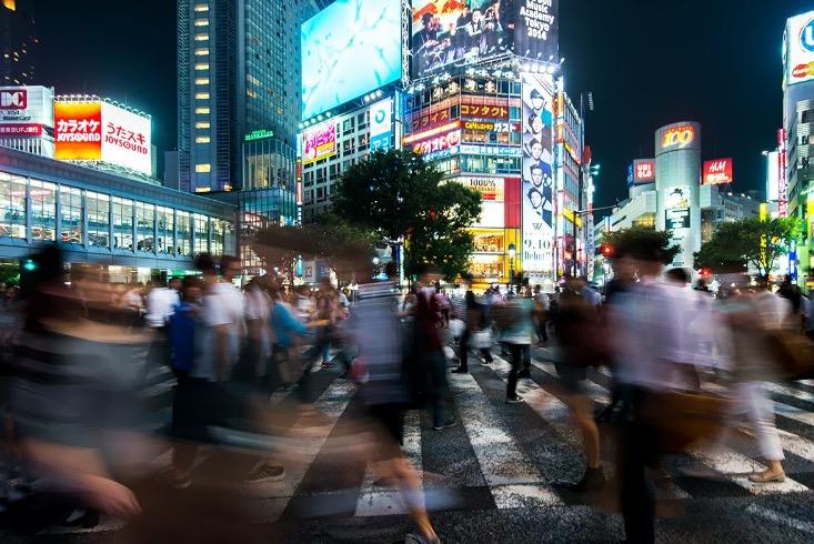 Photography: Yen Baet / Shibuya:Tokyo