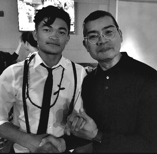 Nikko Pineda / Prince of Peace Christian School: 2016 HS Graduation / Athlete-Scholar-Theologian