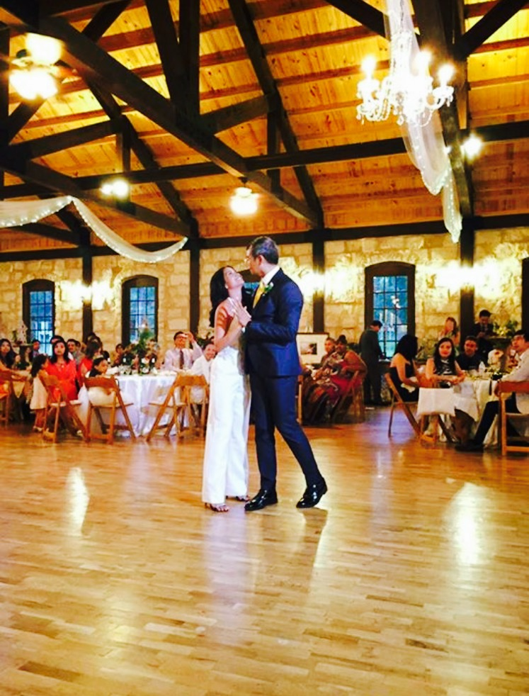 Poetry Springs Wedding /  Father-Daughter Dance