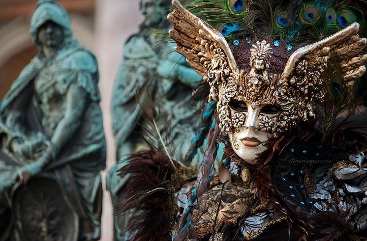photography: Yen Baet / Venice: Carnevale di Venezia