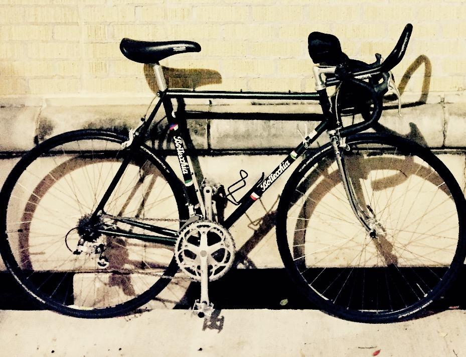Preparing for Triathlon with my Redeemer