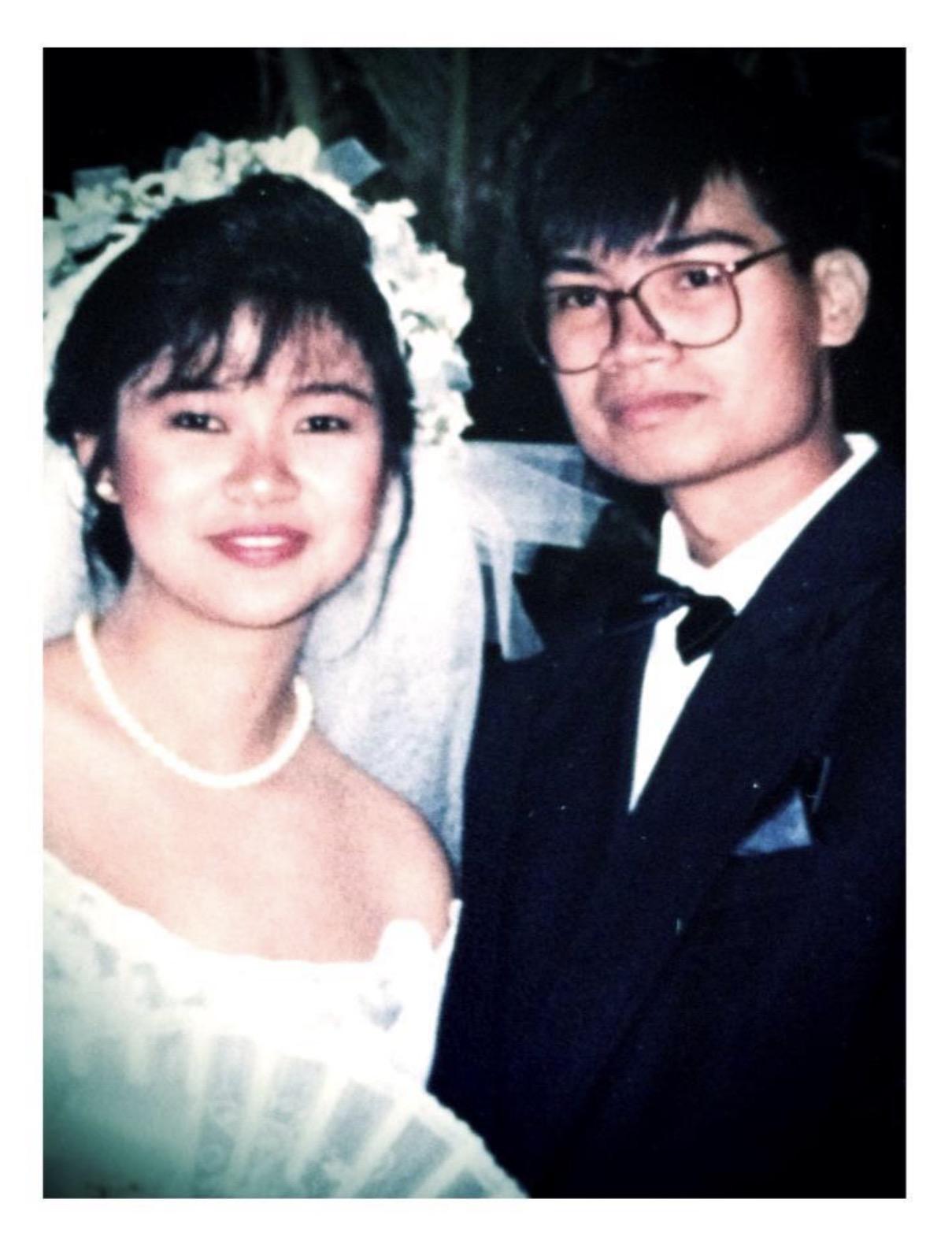 December 1988 / The Philippine Plaza Garden