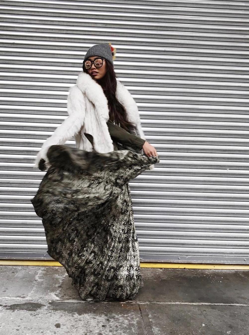 Bianca Diwa / B Scene NYC / 📸 Chester Canasa
