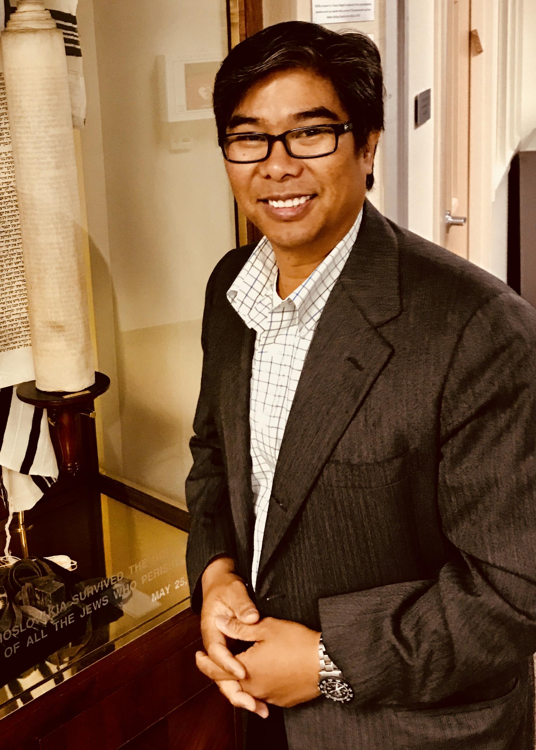 Victor De La Cruz  Theological Instructor and Discipleship Mentor