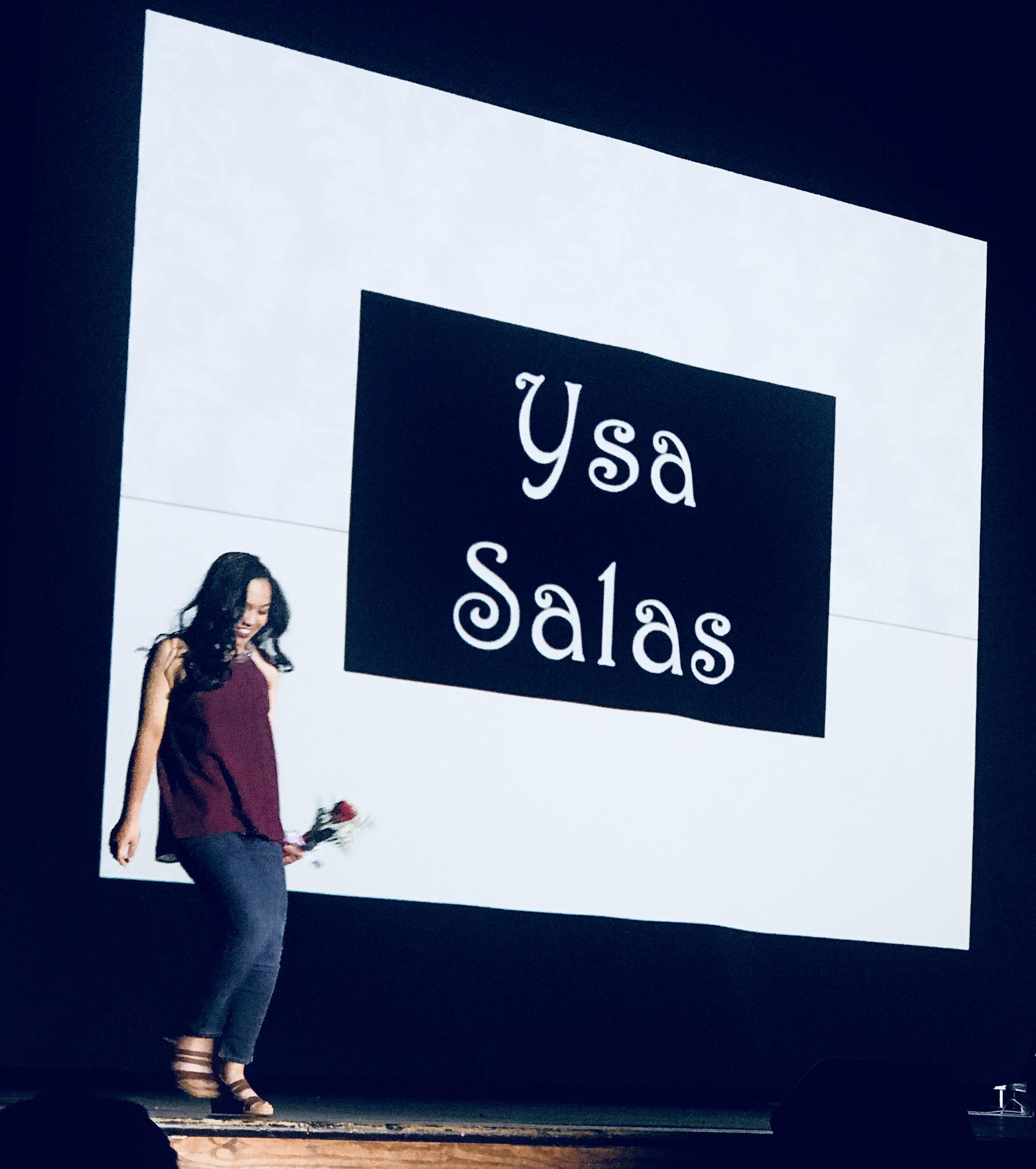 Ysa Salas  Critically Acclaimed Artisan