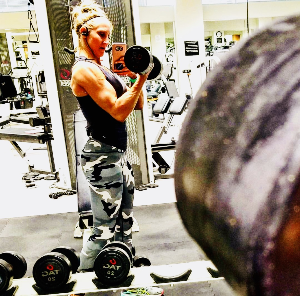 Emily McLaughlin  Fitness Icon