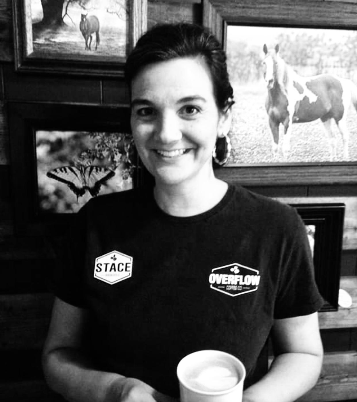 Stace Hunt  Entrepreneur  + Barista at Overflow Coffee Hillsboro