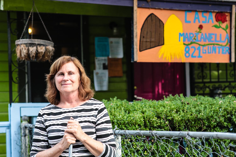 Jennifer Long has been the director of Casa Marianela since 1998.