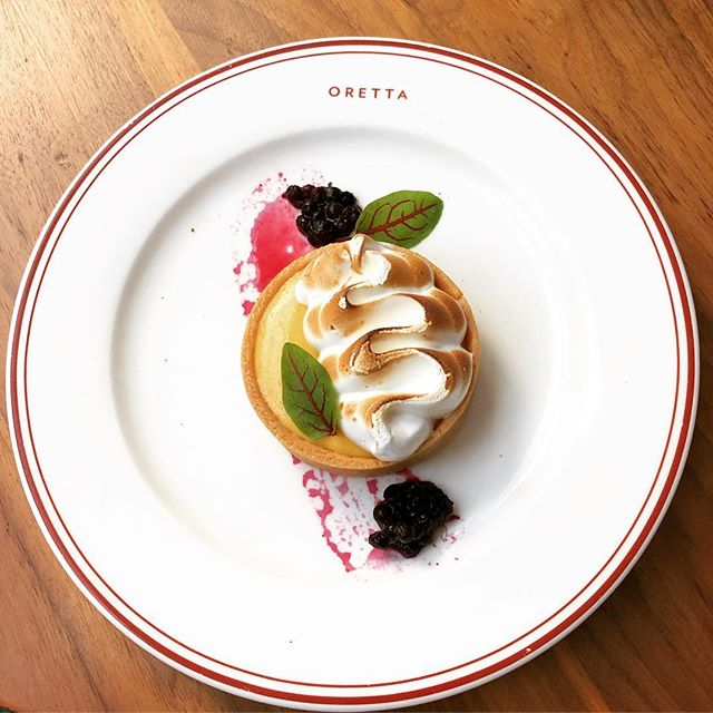 Because #winterlicious is all about the prix fixe menu ..