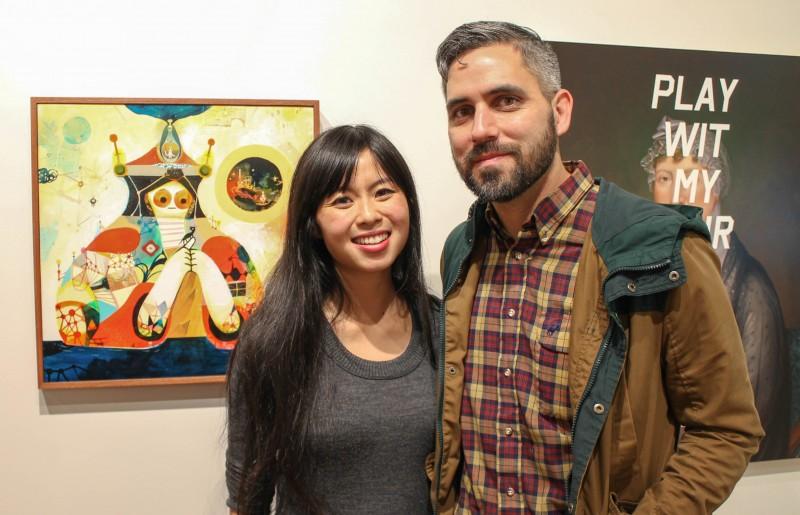 Souther & Monica Salazar