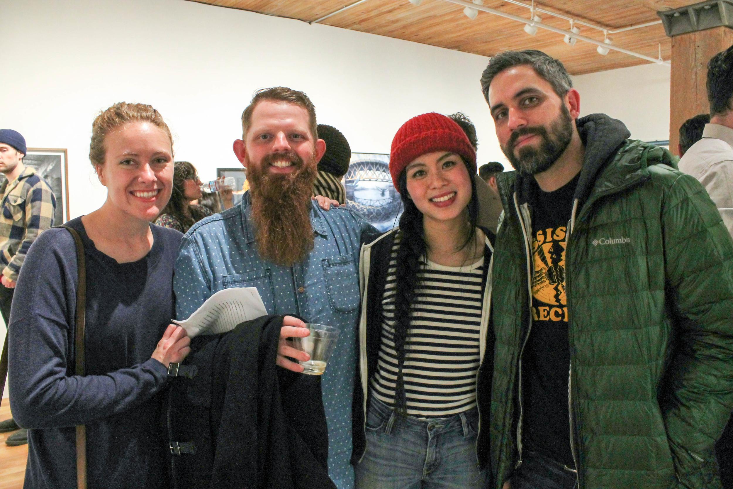 Susannah Kelly, Neil M. Perry, Monica Salazar, and Souther Salazar
