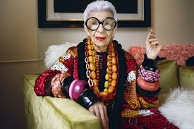 Iris Apfel fashion icon style queen