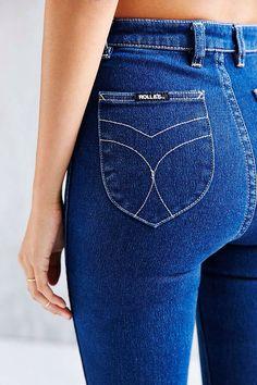 Rollas Jeans