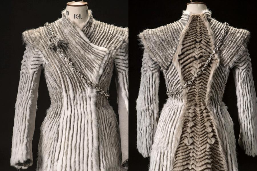 Game of Thrones, costume, winter coat