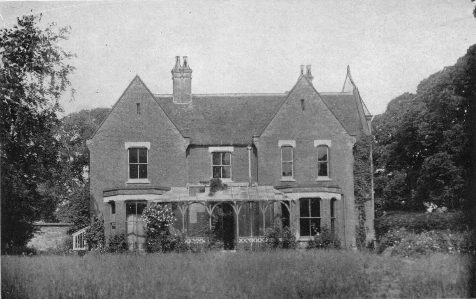 Borley Rectory, Borley, England c. 1920s