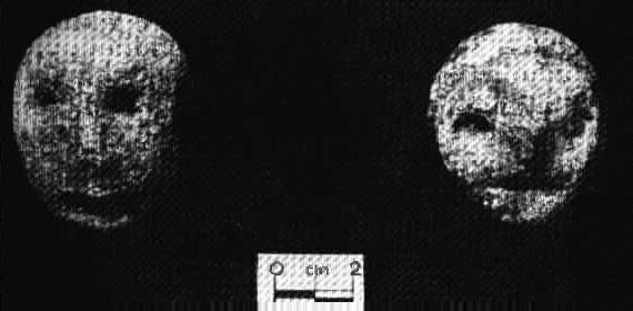The original Hexahm Heads
