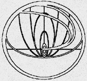 John Titor's alleged military insignia