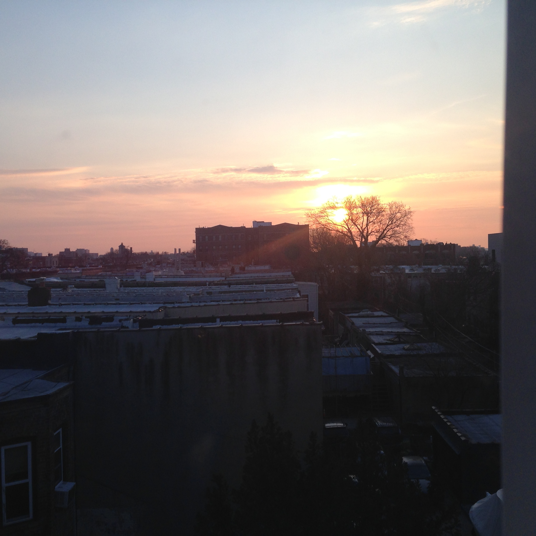 brooklyn-sunrise