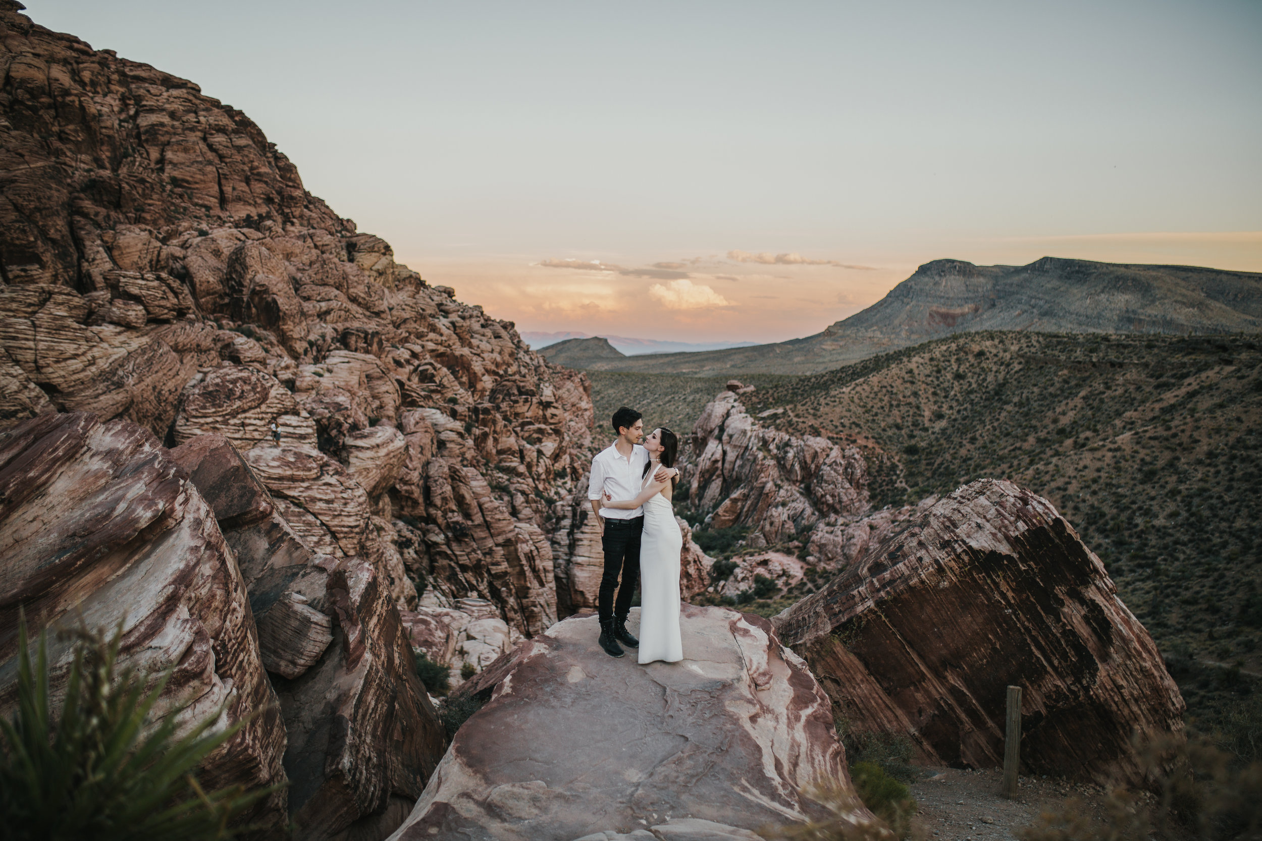 Red Rock Canyon Elopement