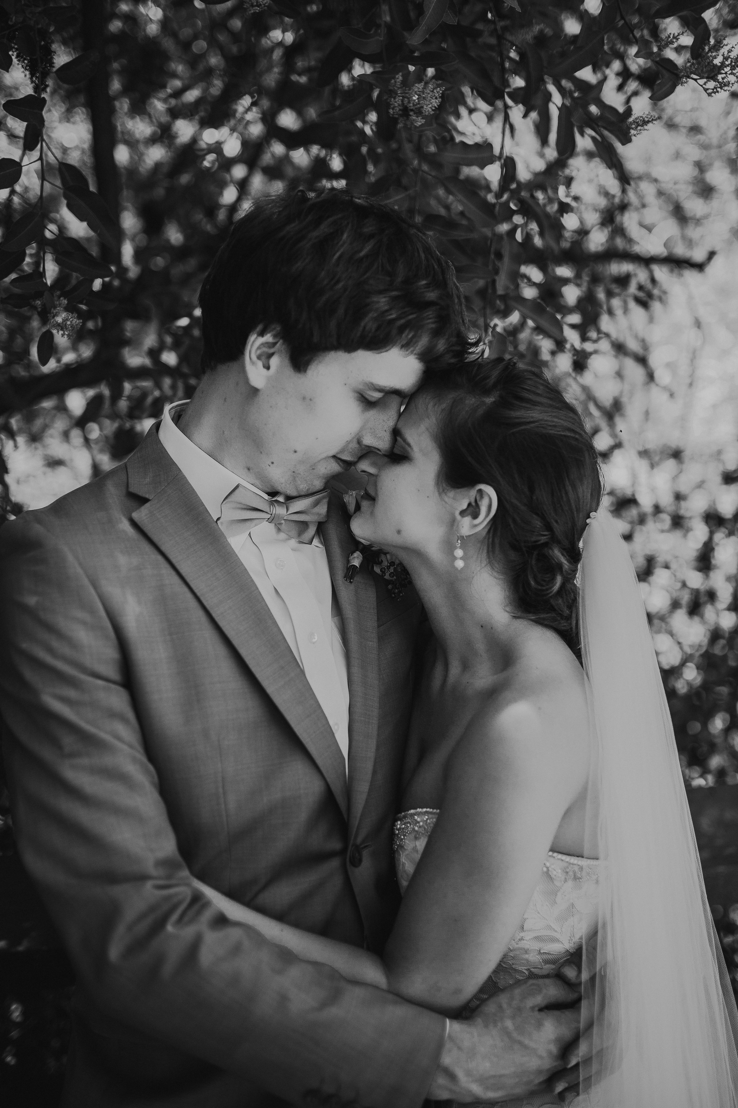 Kiara and David did a great job shooting our wedding last June. The photos that they captured for us included your expected stills and portraits, but also intimate moments, spontaneous laughter, and beautiful shots. Their care for their clients is palpable, and we're so thankful they were able to capture our big day!   Dotti & Elvins, June 2017