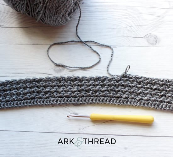 Currently Crafting // Ark +Thread