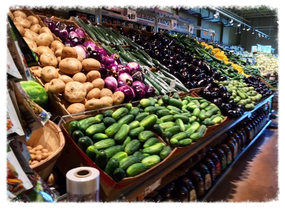 """Farmers Market Vegetables"""
