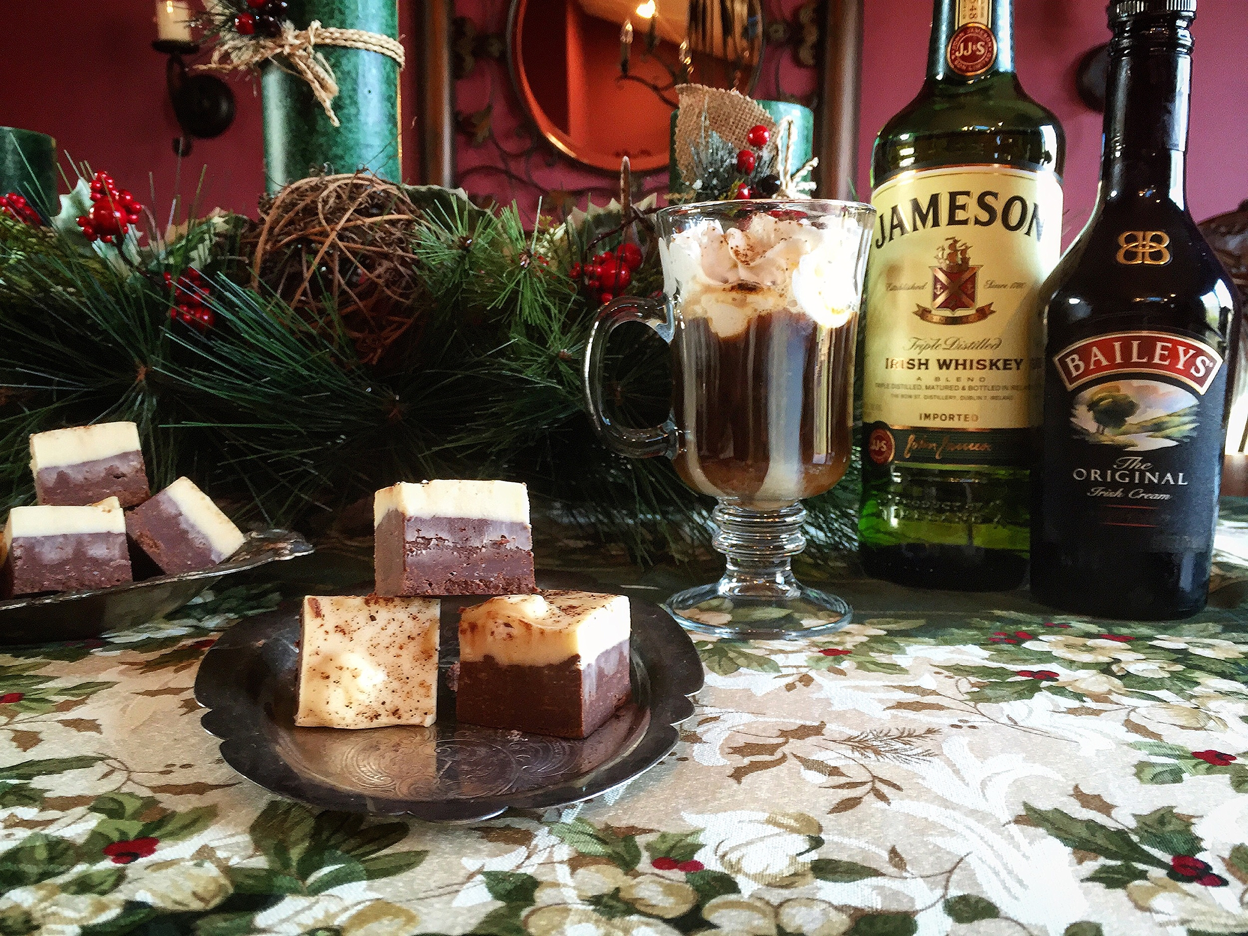 """Perfect for the holiday or that Irish Coffee lover in your life"""